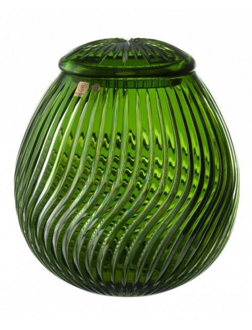 Urna  Zita, barva zelená, velikost 290 mm