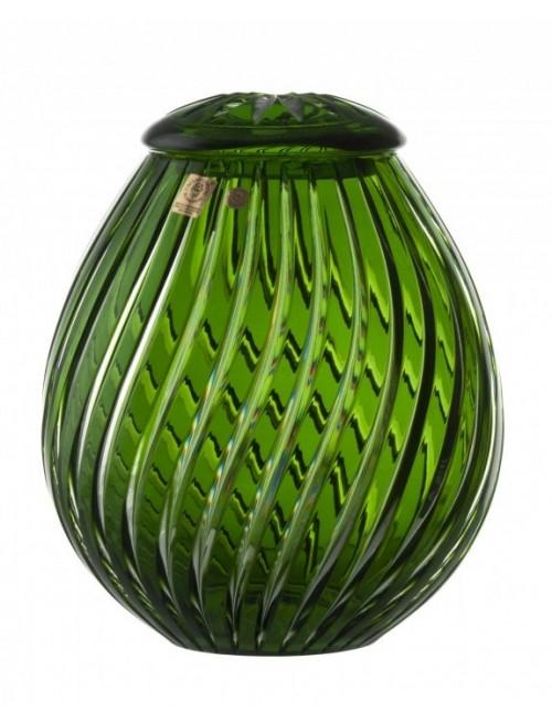 Urna  Zita, barva zelená, velikost 230 mm
