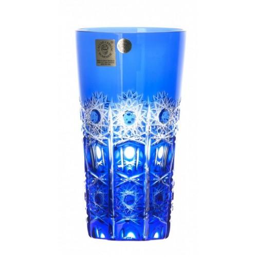 Sklenička Petra, barva modrá, objem 320 ml