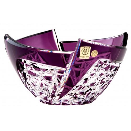 Mísa  Fan, barva fialová, průměr 180 mm