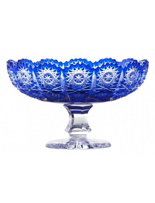 Nástolec  Paula, barva modrá, průměr 120 mm