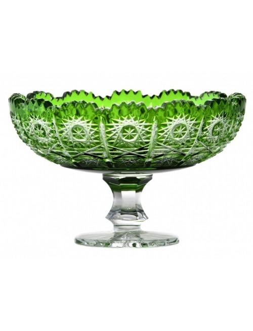 Nástolec  Paula, barva zelená, průměr 120 mm