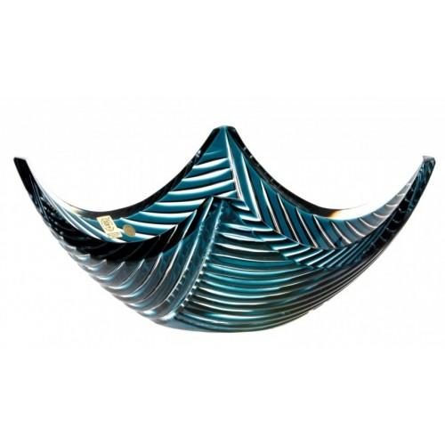 Mísa  Linum, barva azurová, průměr 280 mm