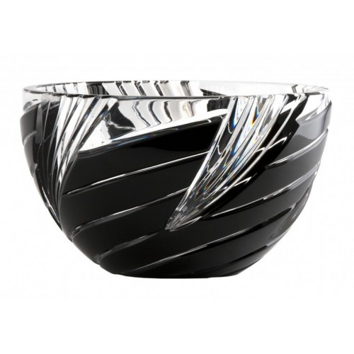 Mísa  Wirl, barva černá, průměr 150 mm