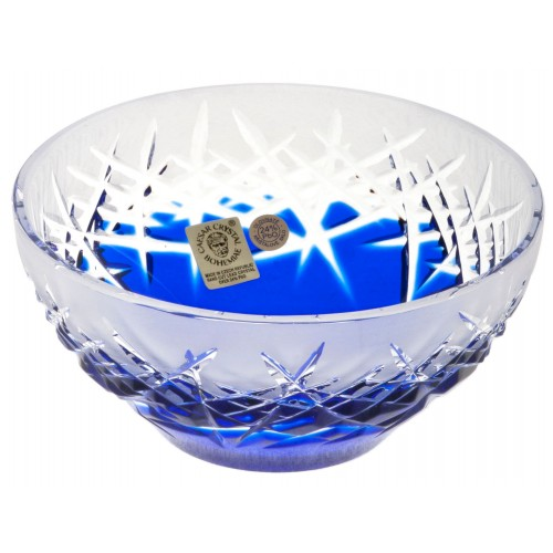 Miska Hoarfrost, barva modrá, průměr 130 mm