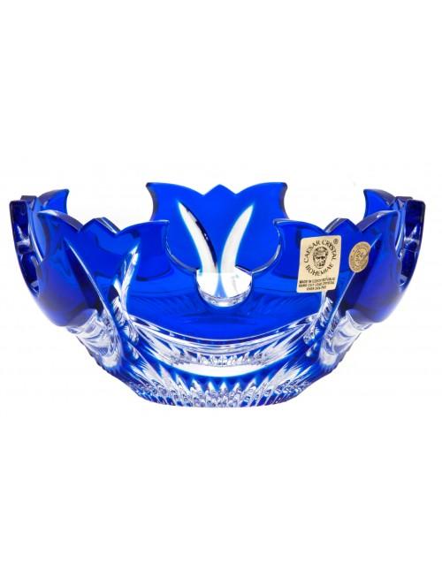 Miska Diadem, barva modrá, průměr 130 mm