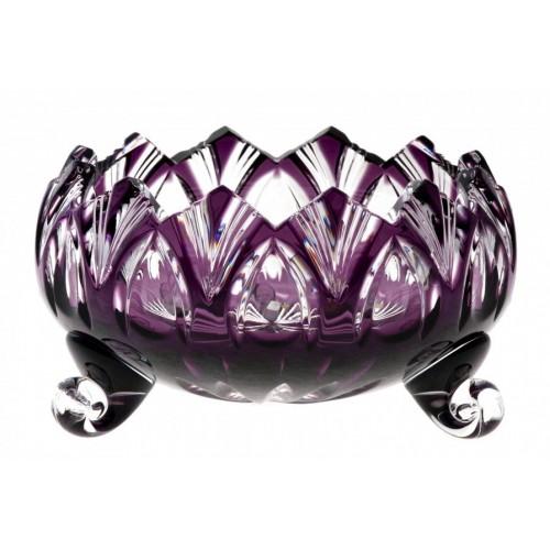 Miska Lotos, barva fialová, průměr 102 mm