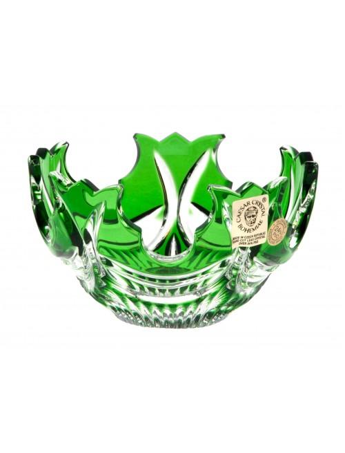 Mísa Diadem, barva zelená, průměr 100 mm