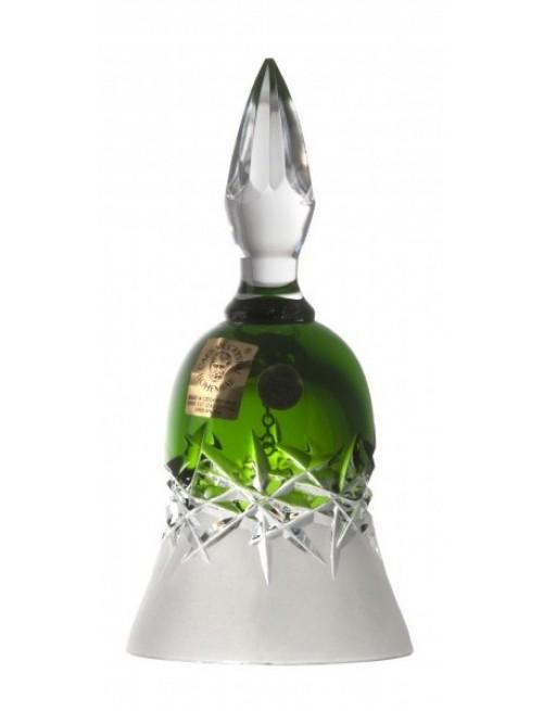 Zvonek Hoarfrost, barva zelená, výška 126 mm