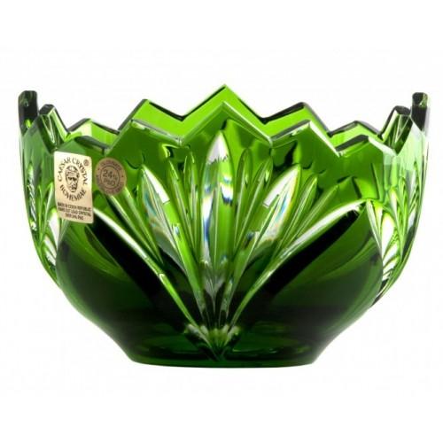 Miska Jonathan, barva zelená, průměr 110 mm
