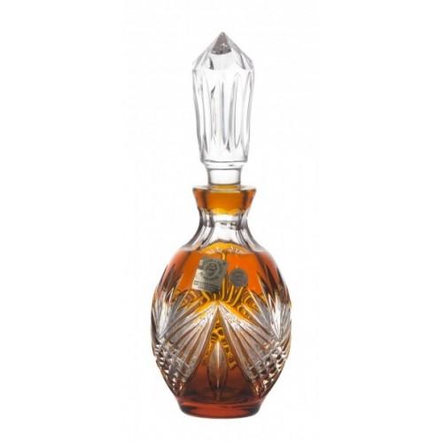 Flakon Janette, barva amber, objem 130 ml