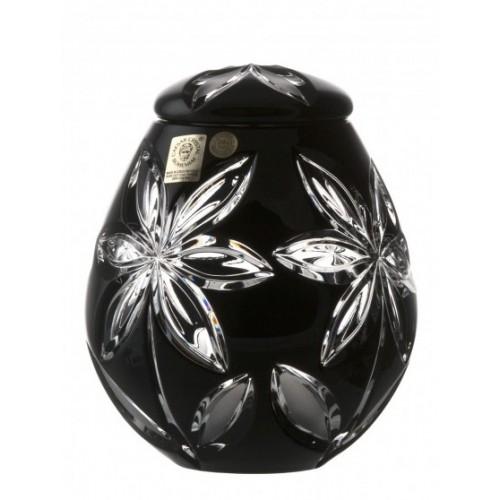 Urna Linda, barva černá, velikost 145 mm