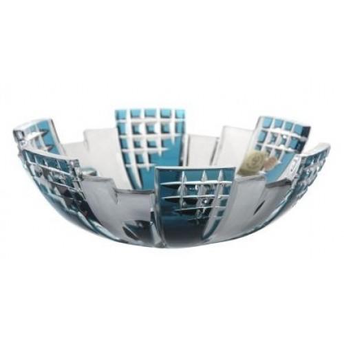 Mísa Metropolis, barva azurová, průměr 180 mm