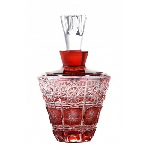 Flakon Paula, barva rubín, objem 170 ml