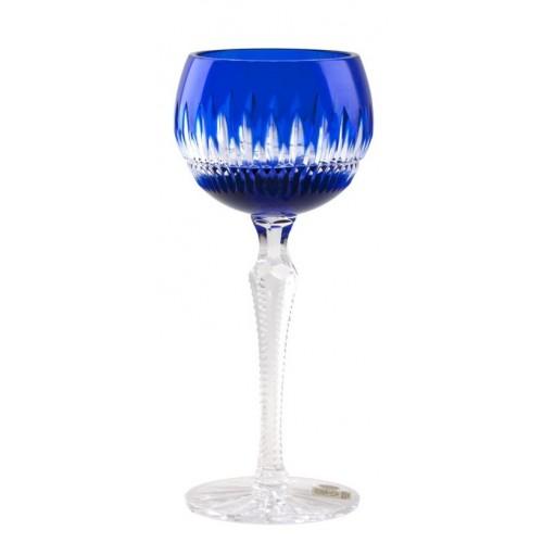 Sklenice na víno Thorn, barva modrá, objem 190 ml