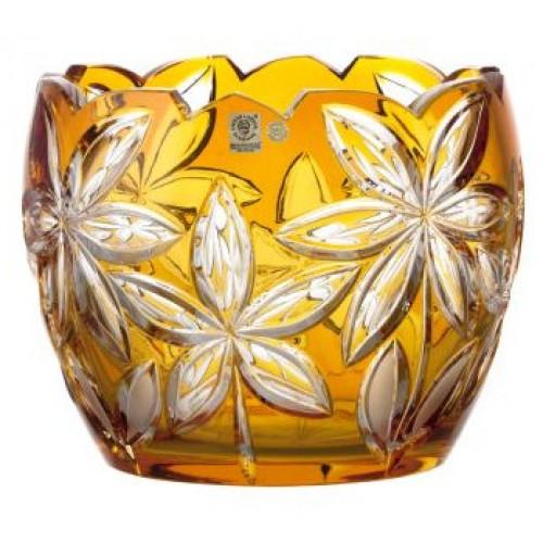 Mísa Linda, barva amber, průměr 240 mm