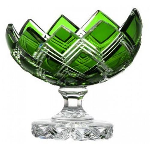 Nástolec Harlequin, barva zelená, průměr 200 mm