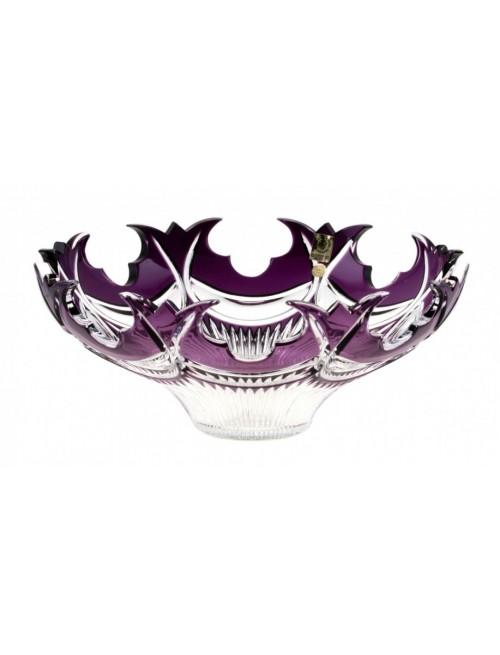 Mísa Diadem, barva fialová, průměr 275 mm