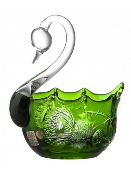 Labuť Thistle, barva zelená, průměr 116 mm