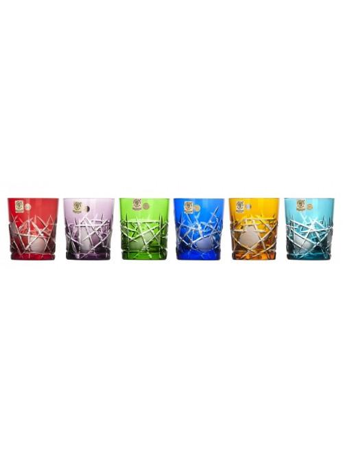 Set Sklenička Mars whisky, barva mix barev, objem 290 ml