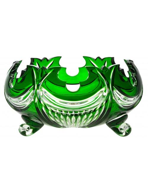 Mísa Diadem, barva zelená, průměr 255 mm
