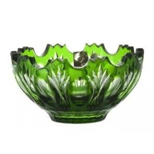 Miska Dandelion, barva zelená, průměr 130 mm