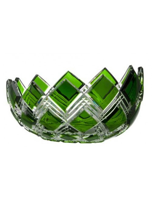 Mísa Harlequin, barva zelená, průměr 200 mm