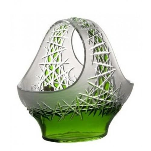 Koš Hoarfrost, barva zelená, průměr 255 mm