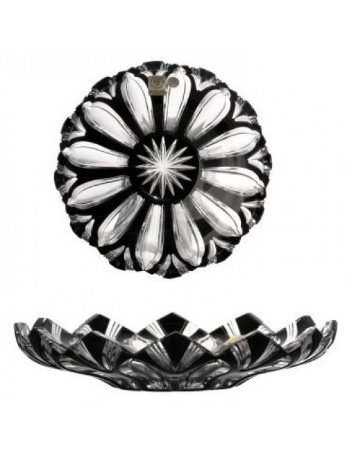 Taliř Lotos, barva černá, průměr 180 mm
