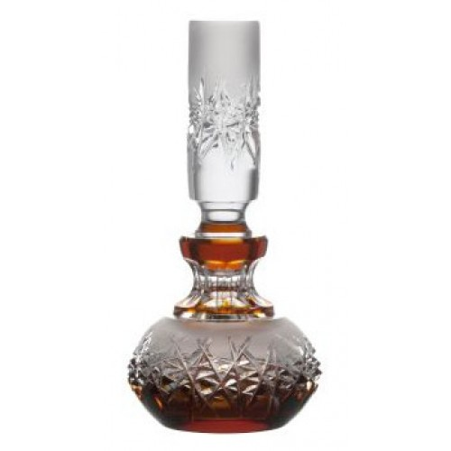 Flakon Hoarfrost, barva amber, objem 130 ml