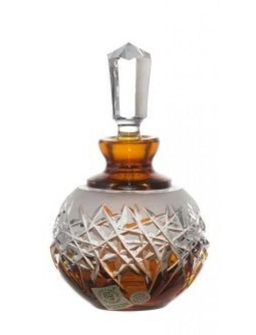 Flakon+maz.Hoarfrost, barva amber, objem 100 ml