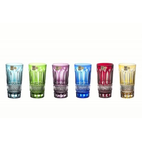 Set Sklenička Tomy, barva mix barev, objem 320 ml