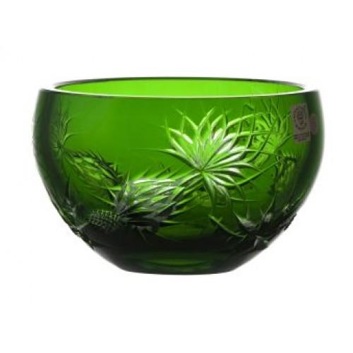 Miska Thistle, barva zelená, průměr 140 mm