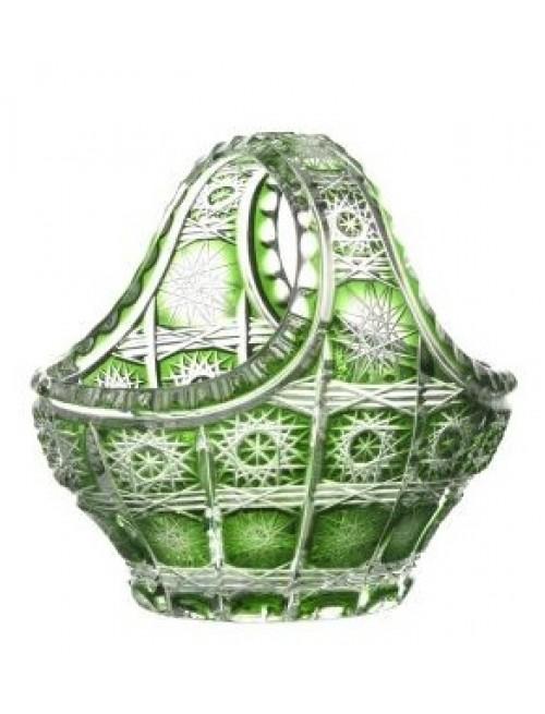 Koš Paula, barva zelená, průměr 150 mm
