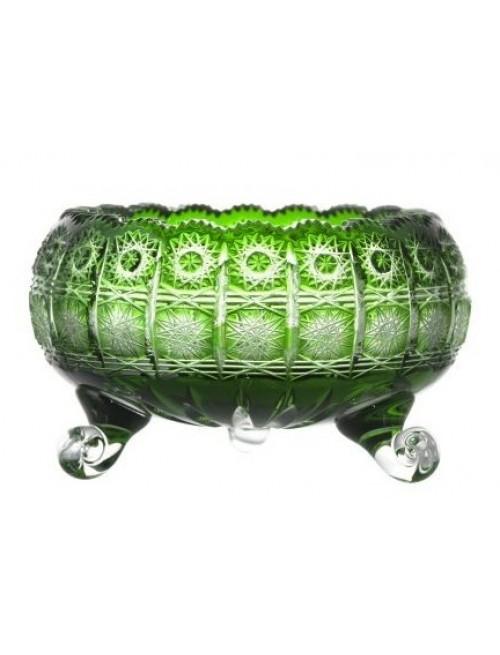 Mísa  Paula II, barva zelená, průměr 205 mm