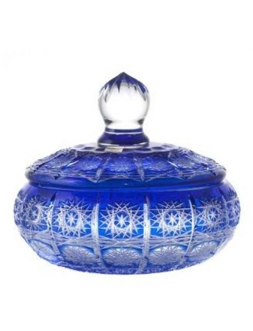 Dóza Paula, barva modrá, výška 195 mm