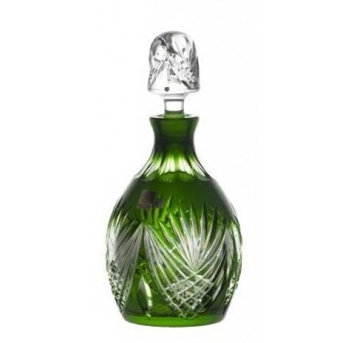Lahev Janette, barva zelená, objem 700 ml
