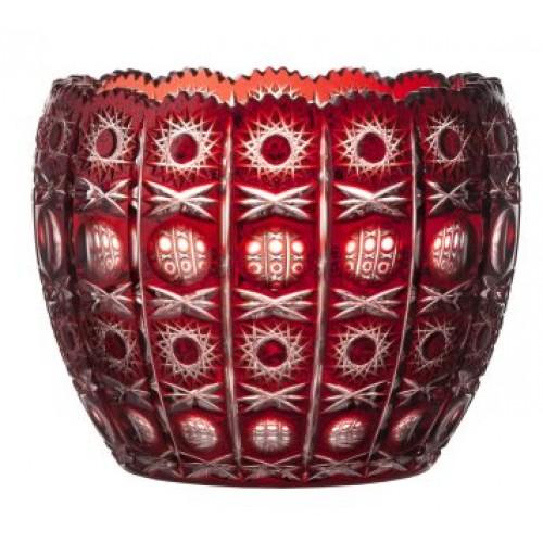 Mísa Petra, barva rubín, průměr 240 mm
