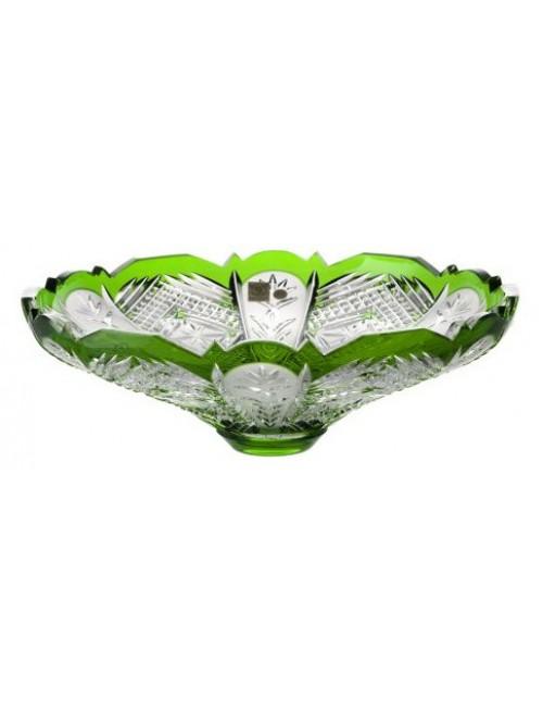 Mísa Dorote, barva zelená, průměr 320 mm