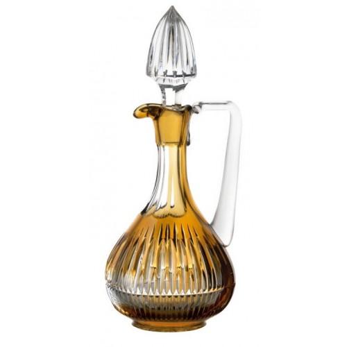 Karafa Thorn, barva amber, objem 950 ml