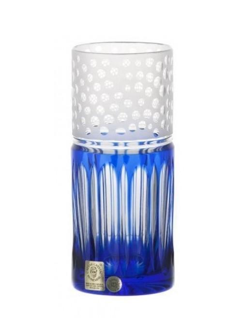 Sklenička Dalmatin, barva modrá, objem 350 ml