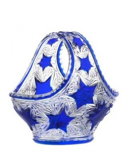 Koš Stella, barva modrá, průměr 255 mm