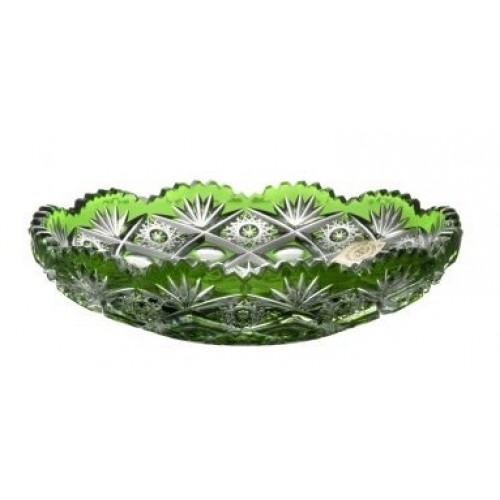 Talířek Daniel, barva zelená, průměr 145 mm