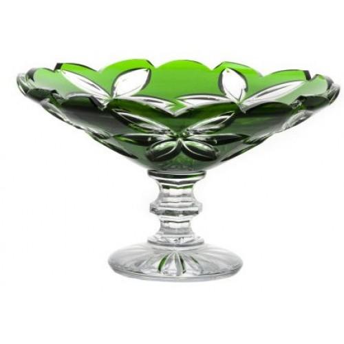 Nástolec Linda, barva zelená, průměr 280 mm