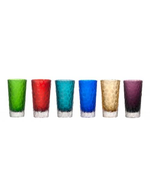 Set podjímaný - kuličky mat, barva mix barev, objem 320 ml