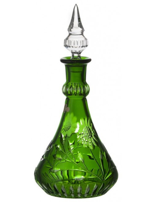 Láhev Garden, barva zelená, objem 1300 ml