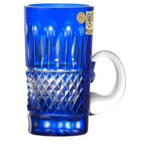 Hrneček  Tomy, barva modrá, objem 100 ml