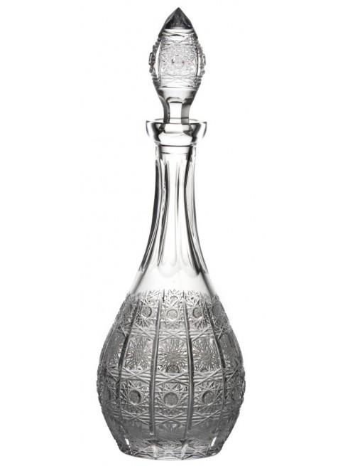 Láhev 500PK III, barva čirý křišťál, objem 750 ml
