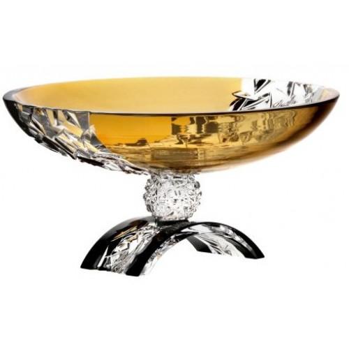 Nástolec Xaz, barva amber, průměr 350 mm