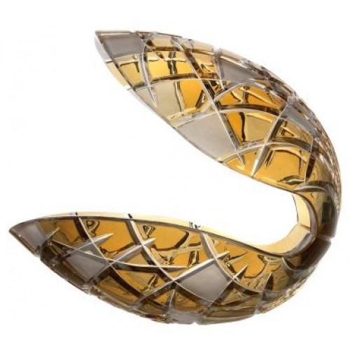 Lastura Mars, barva amber, výška 280 mm